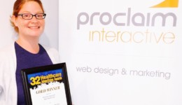 Proclaim Interactive Wins Marketing Awards