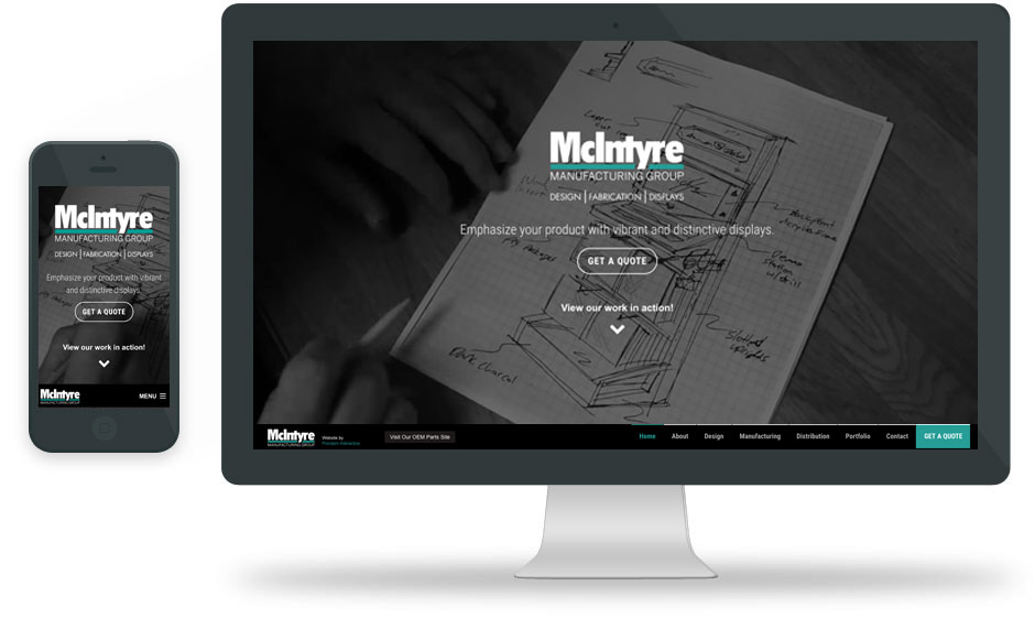 Mcintyre Manufacturing Group